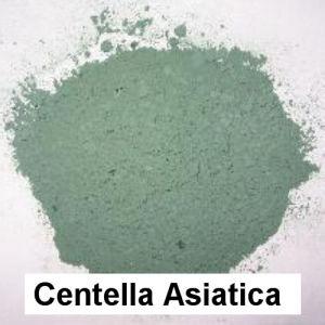 99% USP Centella Asiatica Powder Plant Extracts Choleretics Diuretics Calculus Treatment pictures & photos
