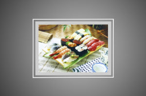 Advertising Slim Acrylic LED Light Box with Magnetic (CSW03-A3L) pictures & photos