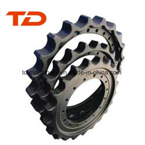 Excavator Sprocket PC60-6 PC40 Swe70 Undercarriage Segment Rim Construction Machinery pictures & photos