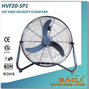 """20"""" High Velocity Floor Fan, Industrial Fan with Powerful Motor pictures & photos"""