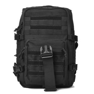 Black Army 3 Day Assault Pack Bug out Bags Molle Laptop Backpacks Rucksacks Military Tactical Backpack pictures & photos