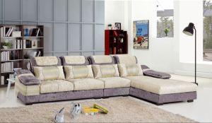 Hotel Sofa Bed Fabric Sofa (FEC1307) pictures & photos