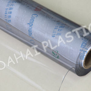 Crystal PVC Film for Table Cover pictures & photos