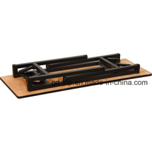 Dining Plywood Folding Banquet Table pictures & photos