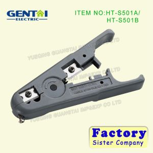 Good Quality Network Tool Universal Coaxial Cable Stripper pictures & photos