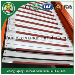 Fully Automatic Aluminum Foil Roll Rewinding Machine pictures & photos