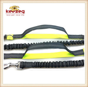 Reflective Hands Free Dog Leash, Adjustable Leash and Belt (KC0088) pictures & photos