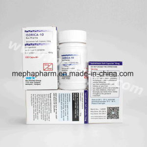 Isotretinoin Soft Capsule for Skin Care 10mg/Treat Acne Isotretinoin Caps pictures & photos