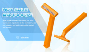 Cheap Price Twin Blade Razor Good Quality pictures & photos