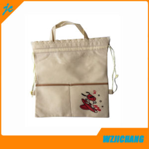 Non Woven Backpack Bag, Cheap Drawstring Backpack Bag pictures & photos
