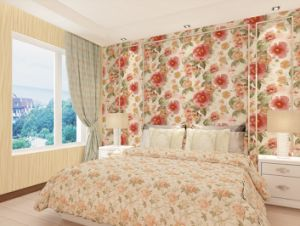 GBL Washable Fireproof Non Woven Wallpaper pictures & photos