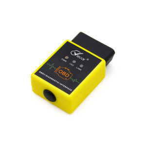 Viecar Vc002-a Bluetooth Support 9 Obdii Protocol Original Elm327 V1.5 Car Code Reader Works on Android Torque pictures & photos
