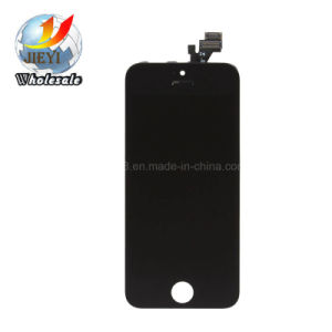 Grade AAA SL Quality LCD Touch Screen Assembly for iPhone 5 LCD pictures & photos