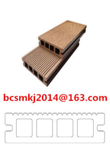 Low Maintenance WPC Composite Decking for Pool and SPA Surroundings pictures & photos