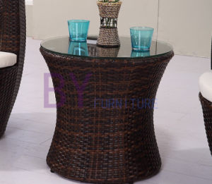 Hot Sale PE Rattan/Wicker Garden Sofa pictures & photos