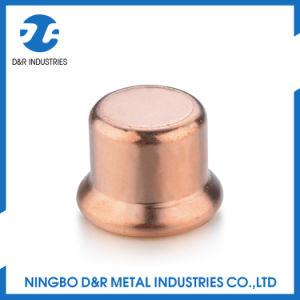 High Quality Copper Fitting End Cap pictures & photos