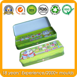 Kids Pencil Tin Case, Metal Tin Pencil Box pictures & photos