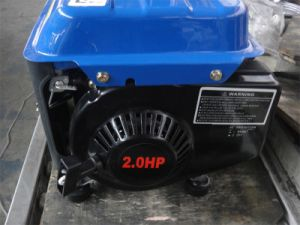 700W Portable High Quality Petrol Gasoline Generator pictures & photos