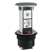 Kitchen Power Outlet Desktop Socket pictures & photos