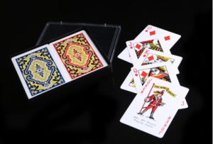 Casino Quality 100% PVC Plastic Playing Cards pictures & photos