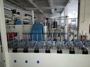 PVC Decorative Woodworking Wrapping Machine Facctory pictures & photos