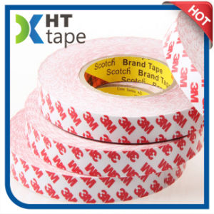 High Temperature/ Box/ Injection /Control Panel /Nameplate 3m Double-Sided Adhesive Pads pictures & photos