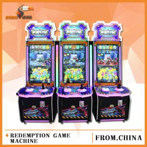 47 Inch High Profits and Hot-Selling Robocop Arcade Game Machine Combines The Robots, Gun Shooting, Emulation Pushing Coins and The Lottery Parts pictures & photos