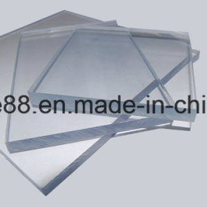 10mm Clear Polycarbonate Sheets with UV Protection Coating. pictures & photos