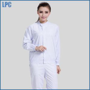 100% Cotton Long Sleeve Suits Uniform for The Nurses pictures & photos