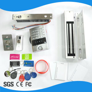 Metal Intelligent Keypad RFID Reader Access Control Latest Metal Single Smart Card Door Access Control with Touch Keypad pictures & photos