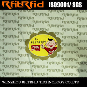 Hot Sale Adhesive Paper Label sticker Printing Chemical Stickers