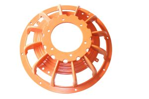 10-12inch Two Color High Quality Speaker Parts - Aluminium Basket pictures & photos