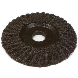 Silicon Carbide Plastic Backing Disc Grinding Wheel pictures & photos