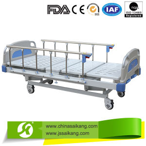 FDA Certification Simple Hospital Bed with Potty-Hole pictures & photos