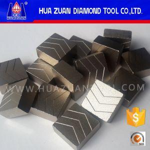 2500mm Saw Blade Diamond Segment pictures & photos