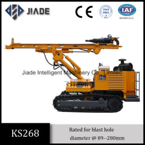 Ks268 Newly Designed Crawler Mounted Rock Drill Machine pictures & photos