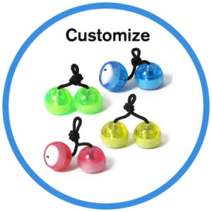 Aerial Roll Yoyo Anti Stress Game Toy Finger Fidget Ball pictures & photos
