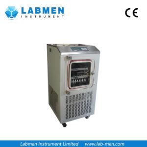 Df-10 Series Multi-Manifold Top-Press Desktop Freeze Dryer/Lyophilizer pictures & photos