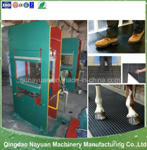 Plate Vulcanizing Press with New Technology pictures & photos