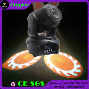 Mini Spot Moving Head Light Lead Beam 60W pictures & photos