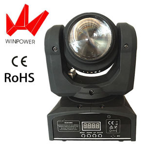 LED 10W Double Faces Mini Moving Head Beam Light
