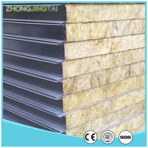 Fireproof Lightweight Metal Insulated EPS Sandwich Wall Panels (Australia standard) pictures & photos