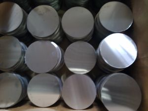 High Quality Cold Rolled 201 Low Copper Stainless Steel Circle pictures & photos