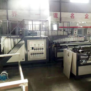 Three Layer of Polyethylene Air Bubble Film Production Equipment pictures & photos