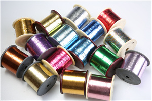 Good Softness Property Metallic Yarn for Army Clothes pictures & photos