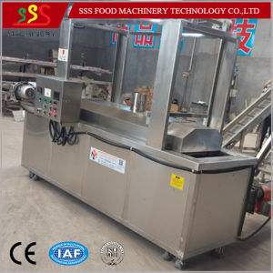 Good Quality Food Continuous Fryer with Cheap Price pictures & photos