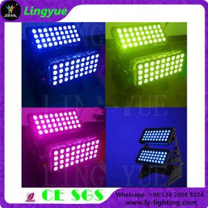 72PCS RGBW DMX Outdoor Stage City Color LED 10W pictures & photos