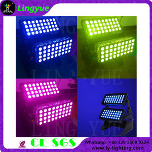 72X10W RGBW LED City Color Stage Lighting pictures & photos