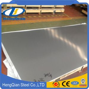 Professional 430 201 202 304 304L 316 316L 321 310S 309S 904L Stainless Steel Sheet pictures & photos