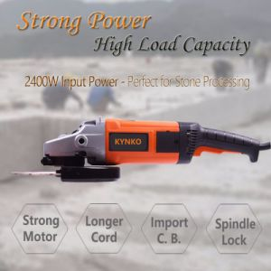 Professional Quality 2300W Angle Grinder for Construction (KD22-230) pictures & photos